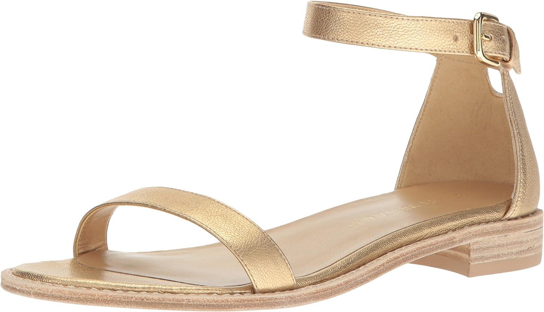 Stuart Weitzman Womens Nudistflat Flat Sandal