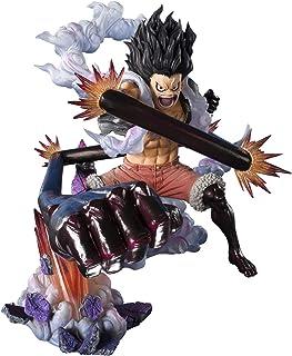 TAMASHII NATIONS- Monkey D Luffy Gear 4 Snakeman King Cobra Figura 16 Cm One Piece Figuarts Zero, Color (BDIOP567000)