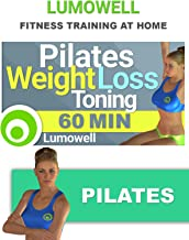Pilates: 60 Minute Workout for Weight Loss and Toning. Pilates Class at Home