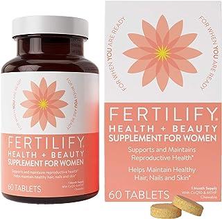 FERTILIFY Support Prenatal Fertility Beauty Vitamin