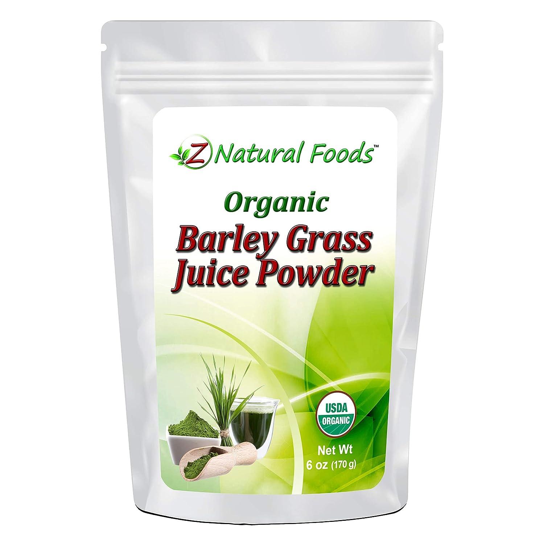 Organic Barley Grass Juice Luxury Powder - Green 6 Amazing Ranking TOP19 oz Superfo