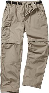 comprar comparacion Craghoppers - Pantalones Pantalones Convertibles Modelo Kiwi para Hombre