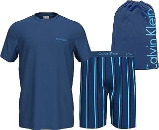Calvin Klein Men's S/S Short Set Pajama