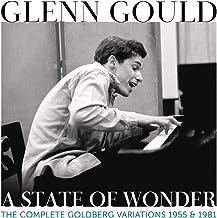 Glenn Gould - A State Of Wonder: The Complete Goldberg Variation