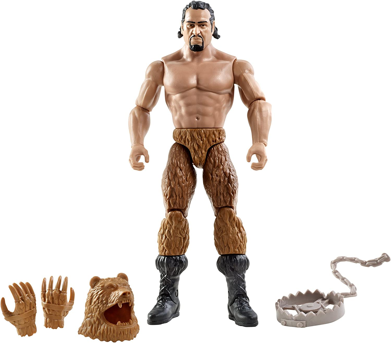 Amazon.com: WWE Create A Superstar Rusev Figure : Toys & Games