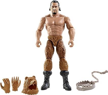 WWE Create A Superstar Rusev Figure