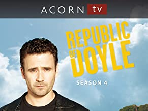 Republic of Doyle - Season 4