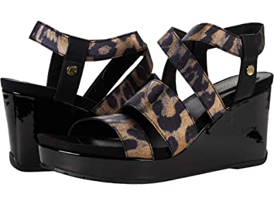 Kenneth Cole Reaction Card Elastic Wedge Women