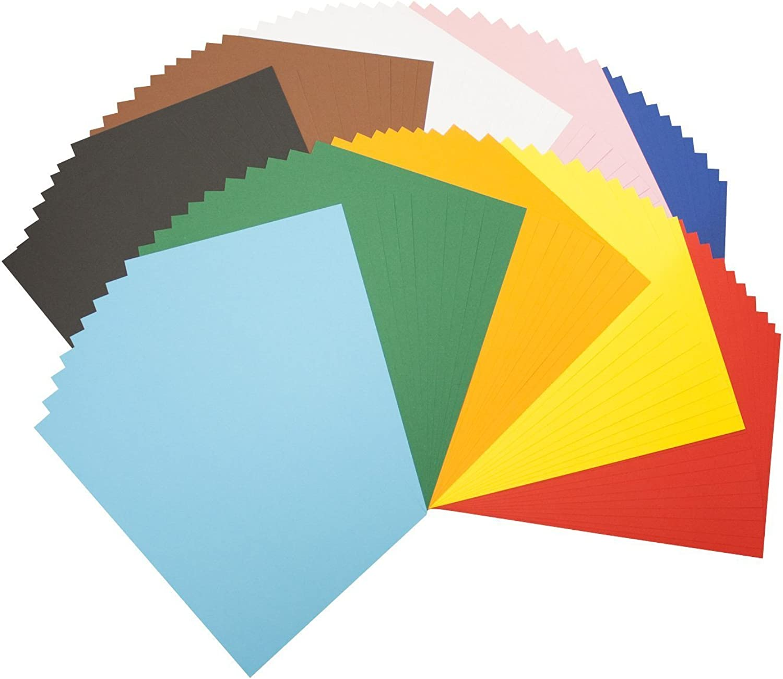 Bringmann Folia Tonpapierblock, A4, farbig Sortiert (5 (5 (5 Packungen  500 Blatt) B07D38TXTF | Hohe Sicherheit  83a0e1