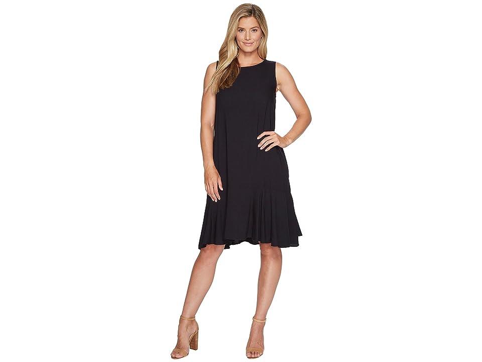 Fresh Produce Trapeze Dress (Black) Women