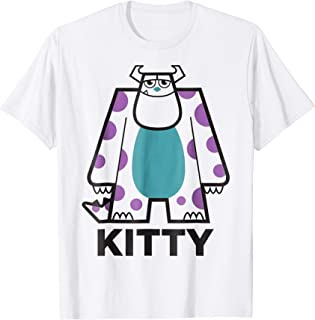 Disney Monsters Inc. Kitty Sulley Graphic T-Shirt