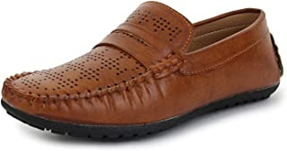 TRASE Lawton Loafer Casual Shoes for Boys