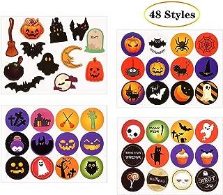 Best halloween stickers face Reviews