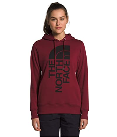 The North Face Trivert Pullover Hoodie (Pomegranate) Women