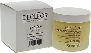 Decleor Aromessence Magnolia Youthful Night Balm, Salon Size, 3.5 Ounce