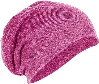 natural light beanie hat