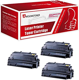 Awesometoner Compatible 3 Pack ML-1650D8 ML-6060D6 Toner Cartridge for Samsung ML-1440 ML-1450 ML-1451N ML-1650 ML-1651N ML-6060 Yield 6000 Pages