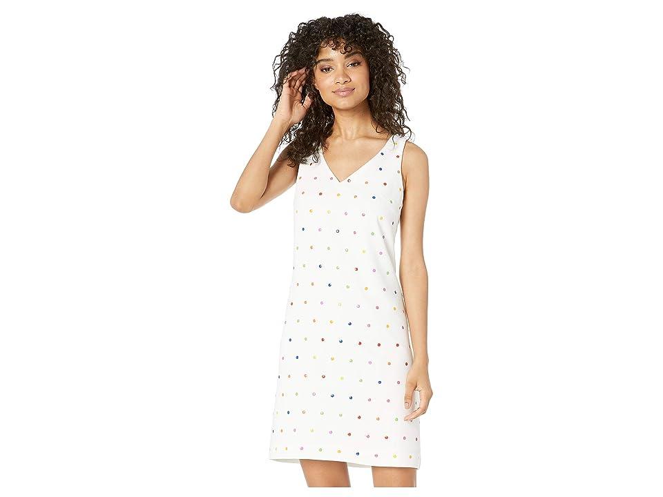 1d50a0c981b8 Trina Turk Colorful Dress (Whitewash) Women