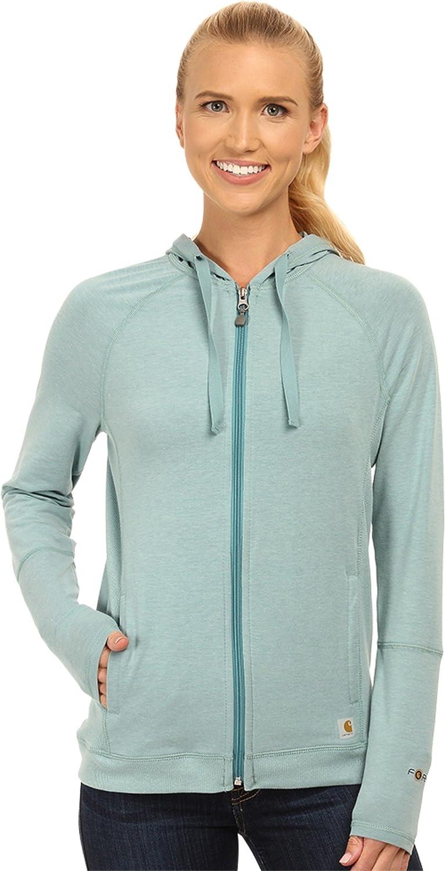 Carhartt Women's Force Zip Front Hoodie