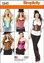 Best simplicity corset pattern Reviews