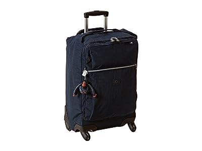 Kipling Darcey Small Wheeled Luggage (Blue) Luggage