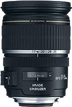 Canon EF-S 17-55mm f/2.8 IS USM Lens for Canon DSLR Cameras, Lens Only