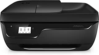 HP OfficeJet 3830 All-in-One Wireless Printer with Mobile Printing, HP Instant Ink & Amazon Dash Replenishment Ready (K7V40A) (Renewed)