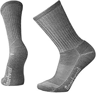 PhD Outdoor Light Crew Socks - Men's Hike Wool Performance Sock