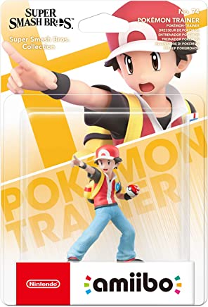 amiibo Pokémon Trainer (Super Smash Bros. Collection) – No. 74