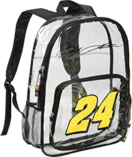 Olivet Jeff Gordon Clear Backpack