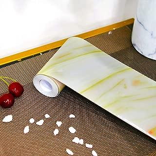 Nesee Decorative Tile Stickers Peel Marble Paper Granite DIY Tile Sticker High-end Floor Tile Decorative Line Stickers Flooring Tile Wall