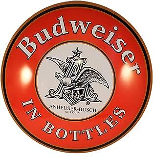 Budweiser In Bottles King of Beers 16