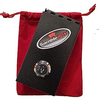 Jssmst Large Cash Box With Lock