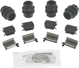 ACDelco 18K1735X Professional Front Disc Brake Caliper Hardware Kit with Clips, Seals, and Lubricant