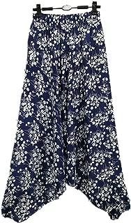 Crotch Pants Wide Leg Pants Dancing Harem Pants Pantskirt Bloomers Harem Trousers 13 Colors Plus Size M-5XL