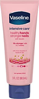 Vaseline Intensive Care Healthy Hand and Nail Conditioning Lotion - 3 Oz (Pack of 2)