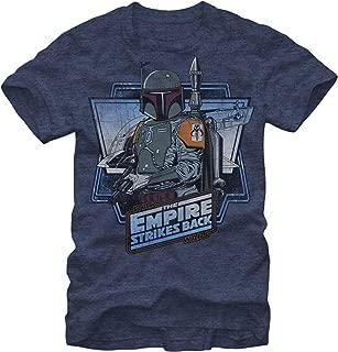 Star Wars Men's Empire Strikes Back Boba Fett T-Shirt