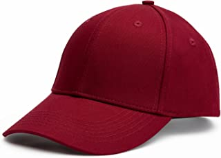 JEEDA Unisex Baseball Cap Cotton for Men Women Washed Adjustable Sport Caps Outdoor Sport Hat