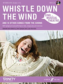 Sing Musical Theatre: Whistle Down The Wind