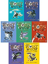 The Worst Witch 7 Books Collection Set By Jill Murphy (Wishing Star, Bad Spell, Worst Witch, Strikes Again, Saves the Day,...