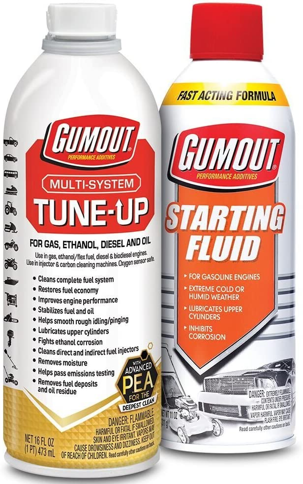 Gumout Spring Tune Kit Up Max 86% Indianapolis Mall OFF