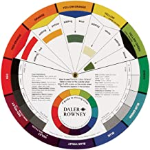 Color Wheel Small Color Mixing Guide (3501)