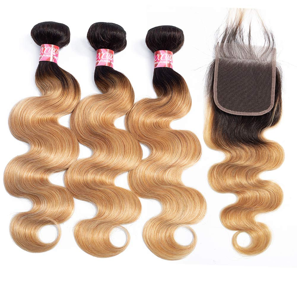 XCCOCO Grade 8A Max 56% OFF Brazilian Body Wave With Bundles Part 3 Free Lac Great interest