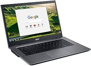 Acer Chromebook 14, Aluminum, 14-inch HD, Intel Celeron Dual core, 4GB LPDDR3 Ram, 16GB Memory, Black (14