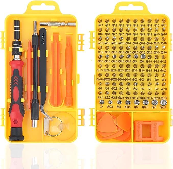 749 opinioni per Set Cacciaviti Precisione Magnetici Professionali, Kit Cacciavite di Riparazione