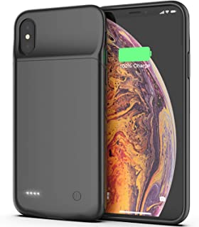 the latest 4234e b3d86 Amazon.com: lux iphone x battery case