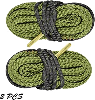 Gogoku 2-Pack Bore Cleaner Snake Rifle Shotgun Gun Cleaning Kit