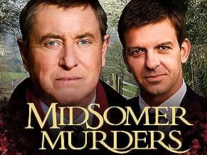 midsomer murders author