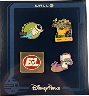 Disney Pin - Wall-E Booster Pack
