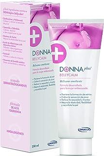 DonnaPlus Bellycalm 250ml Bálsamo emoliente y calmante para la tirantez y picores de la piel durante el embarazo